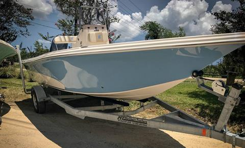 2017 Sea Chaser 21 Sea Skiff in Madisonville, Louisiana