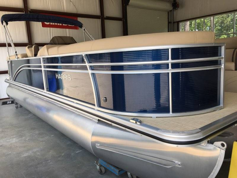 2018 Harris Flotebote CRUISER in Madisonville, Louisiana