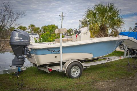 2015 Sea Chaser 19 Sea Skiff in Madisonville, Louisiana
