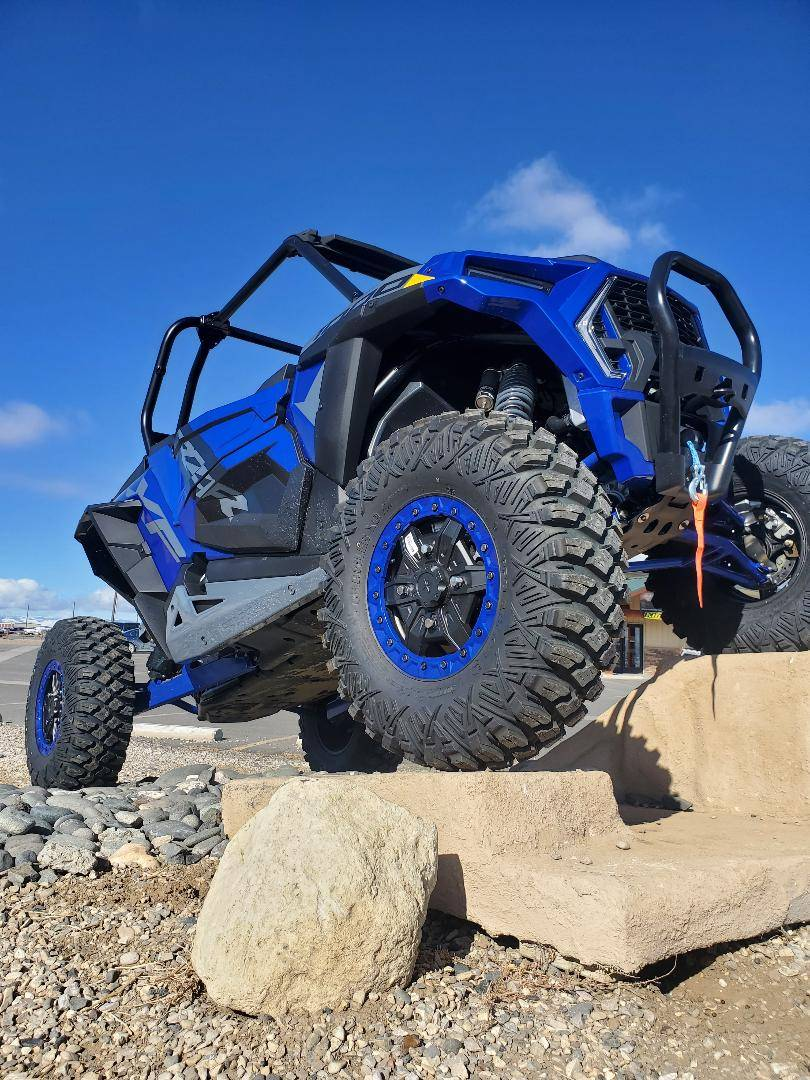 2021 Polaris ROCKS AND TRAILS XP 1000 in Powell, Wyoming - Photo 2