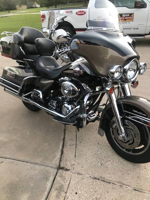 2005 Harley-Davidson Ultra Classic in Spring, Texas