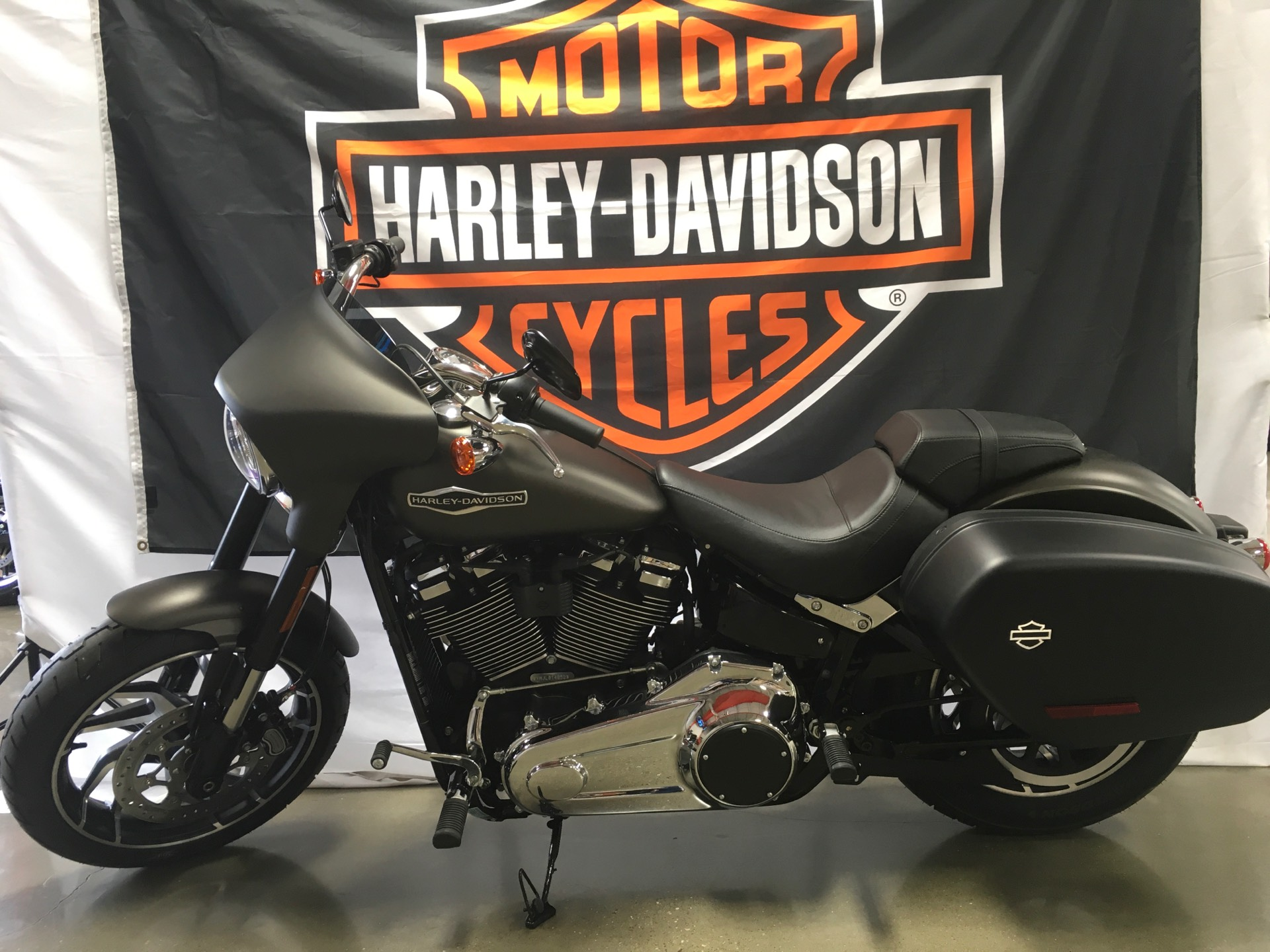 2020 Harley-Davidson FLSB in Belmont, Ohio - Photo 2