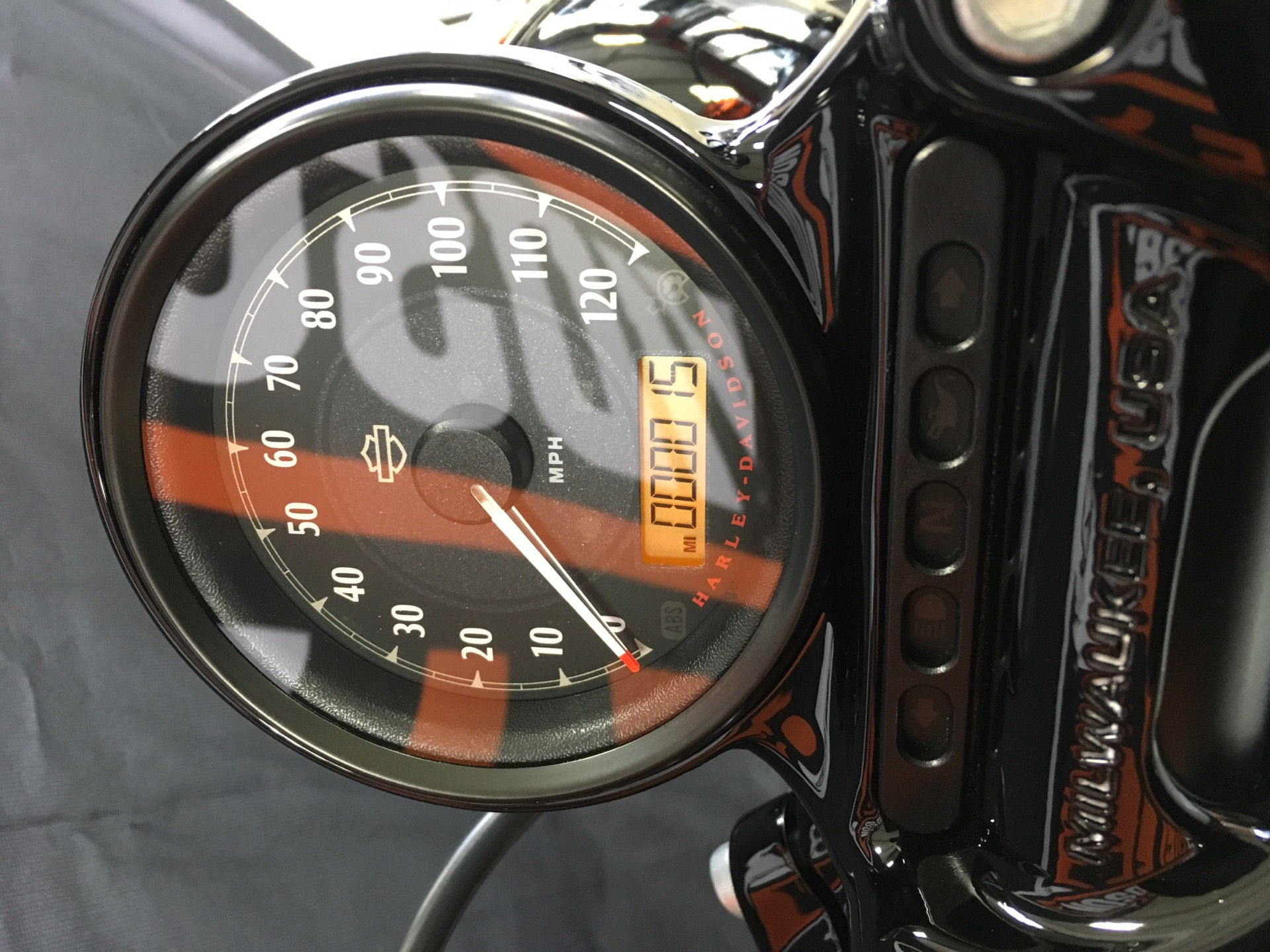 2020 Harley-Davidson XL1200X in Belmont, Ohio - Photo 6