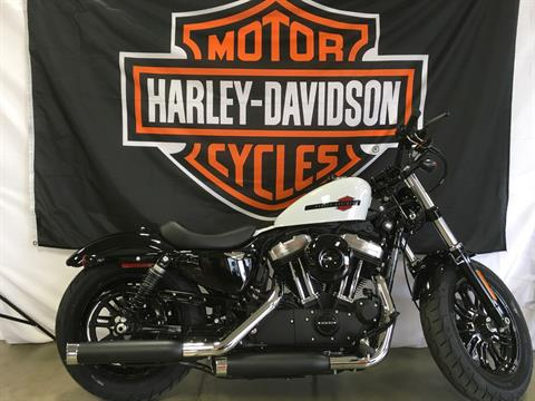 2020 Harley-Davidson XL1200X in Belmont, Ohio - Photo 1