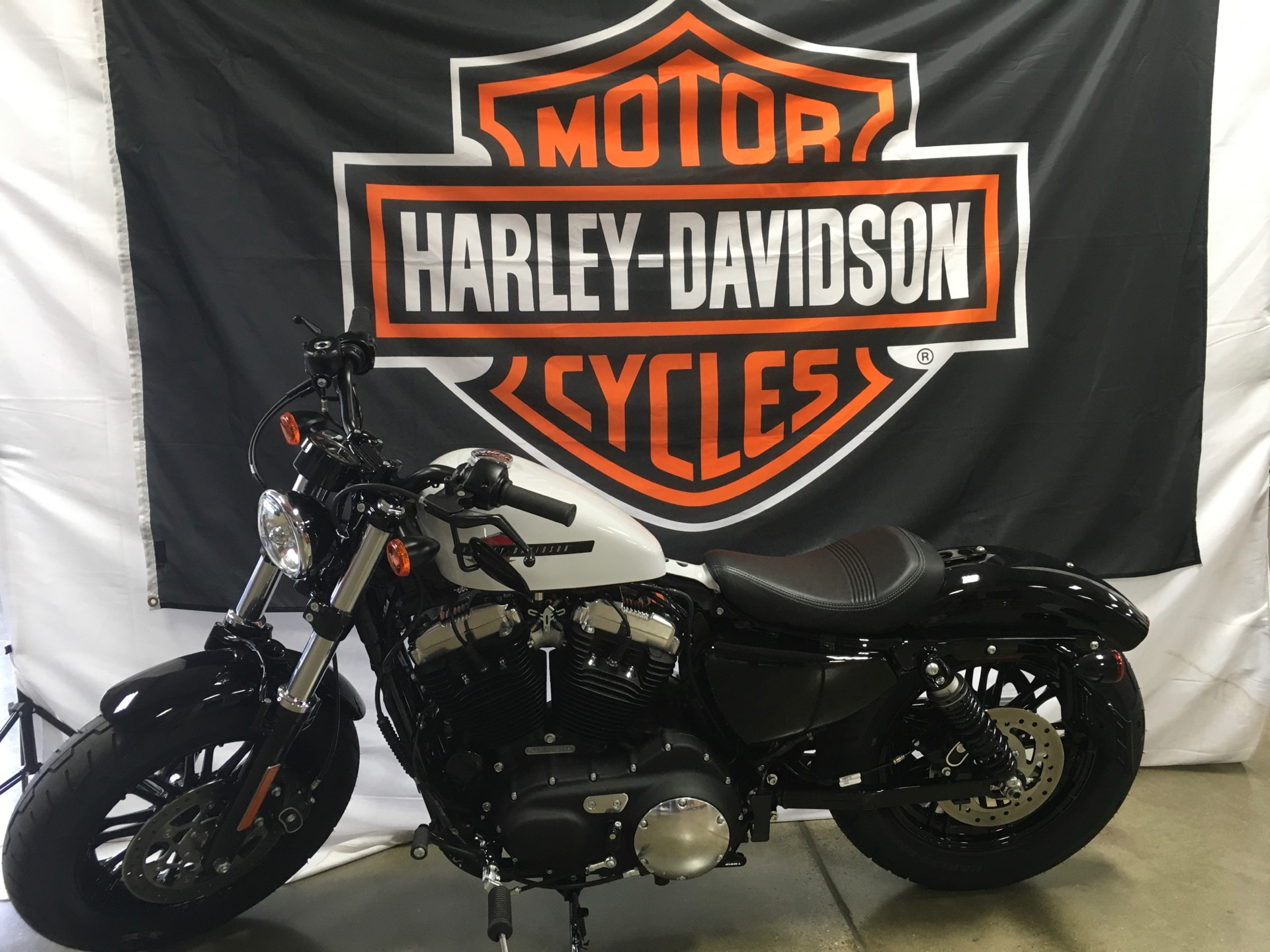 2020 Harley-Davidson XL1200X in Belmont, Ohio - Photo 2