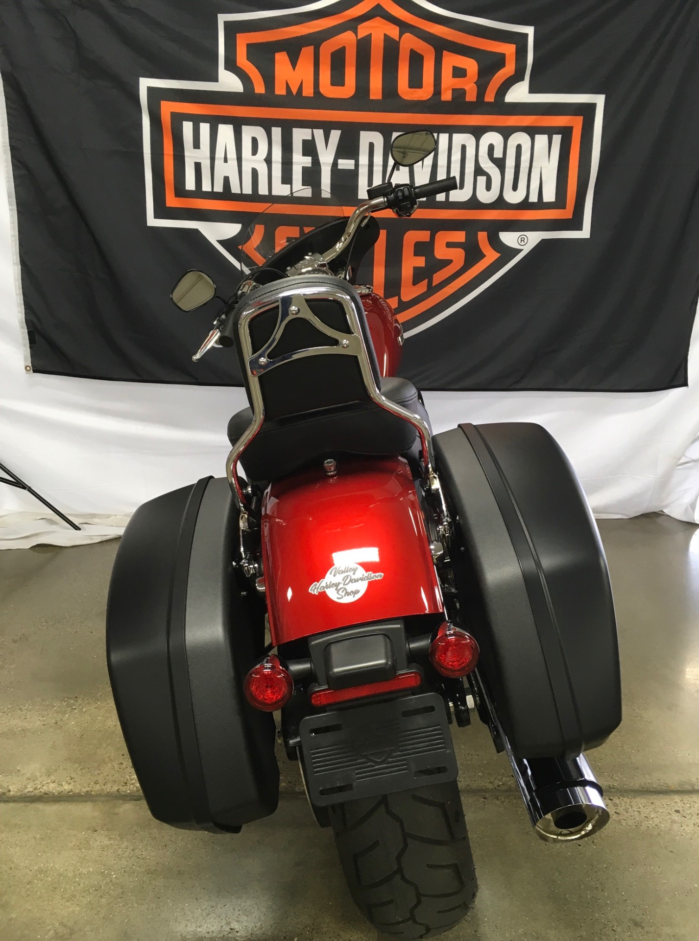 2019 Harley-Davidson Sport Glide® in Belmont, Ohio - Photo 3