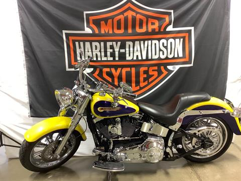 2004 Harley-Davidson FLSTF/FLSTFI Fat Boy® in Belmont, Ohio - Photo 3