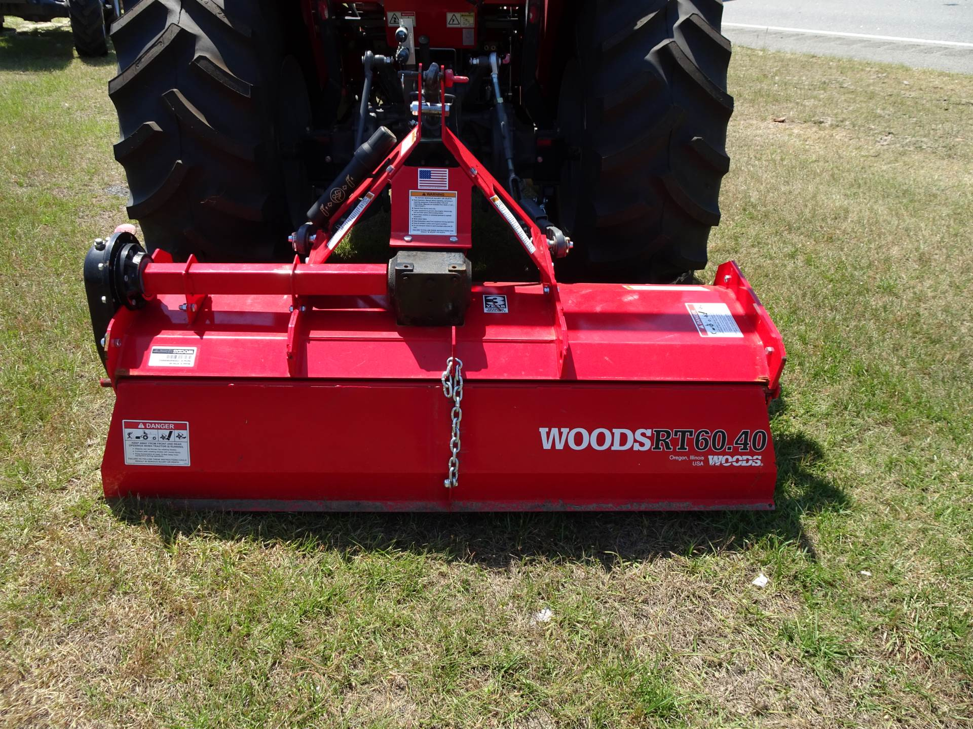 2018 WOODS EQUIPMENT COMPANY RT60.4 in Hazlehurst, Georgia