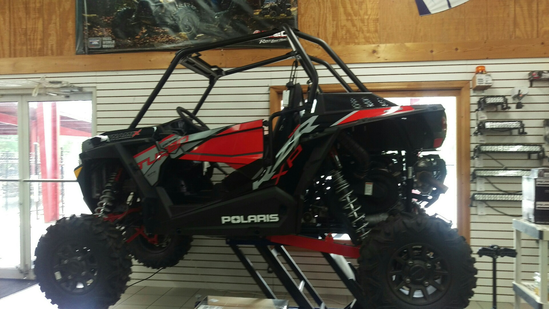 2018 Polaris RZR XP Turbo EPS Dynamix Edition in Hazlehurst, Georgia