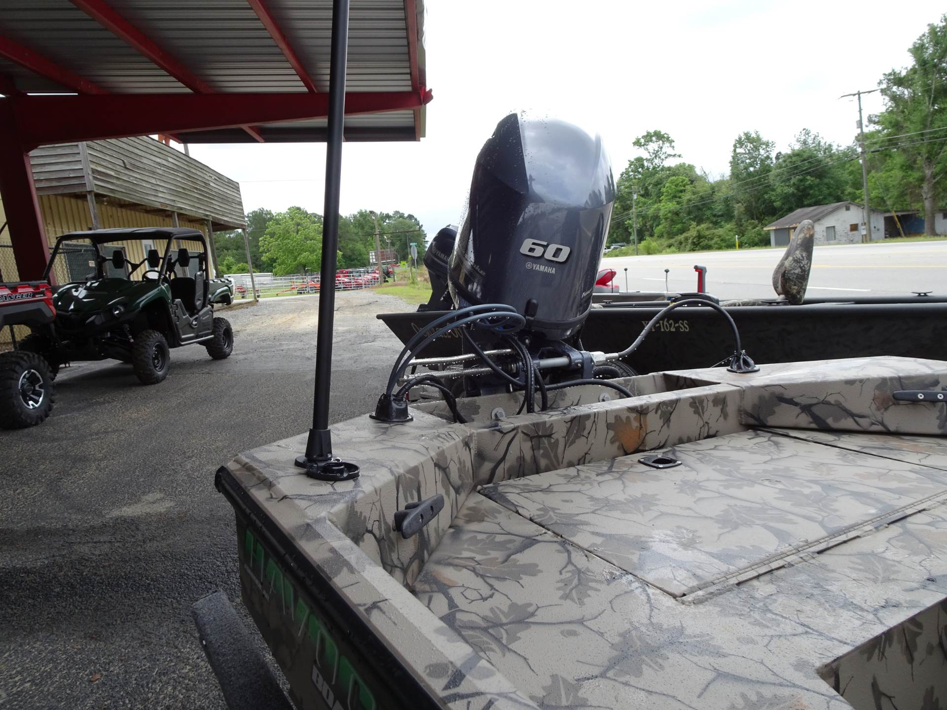 2018 Yamaha F60 Midrange Mechanical 20 in Hazlehurst, Georgia