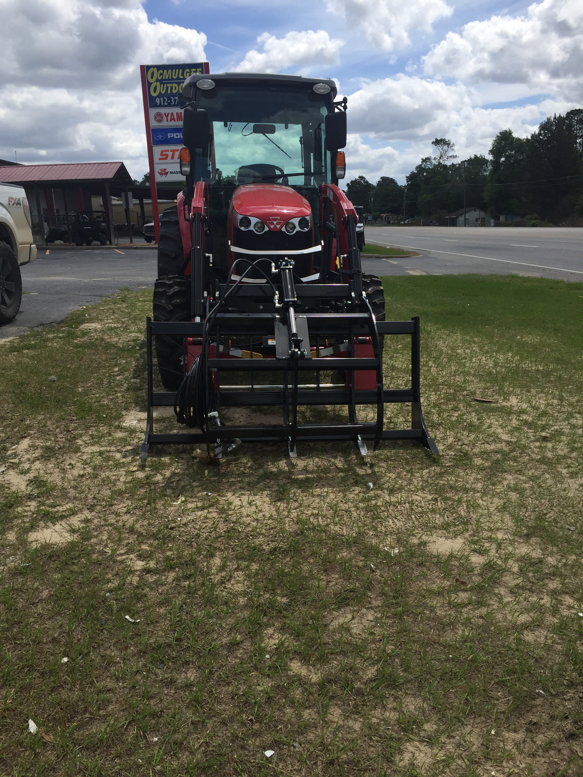 2019 Massey Ferguson MF1750M in Hazlehurst, Georgia