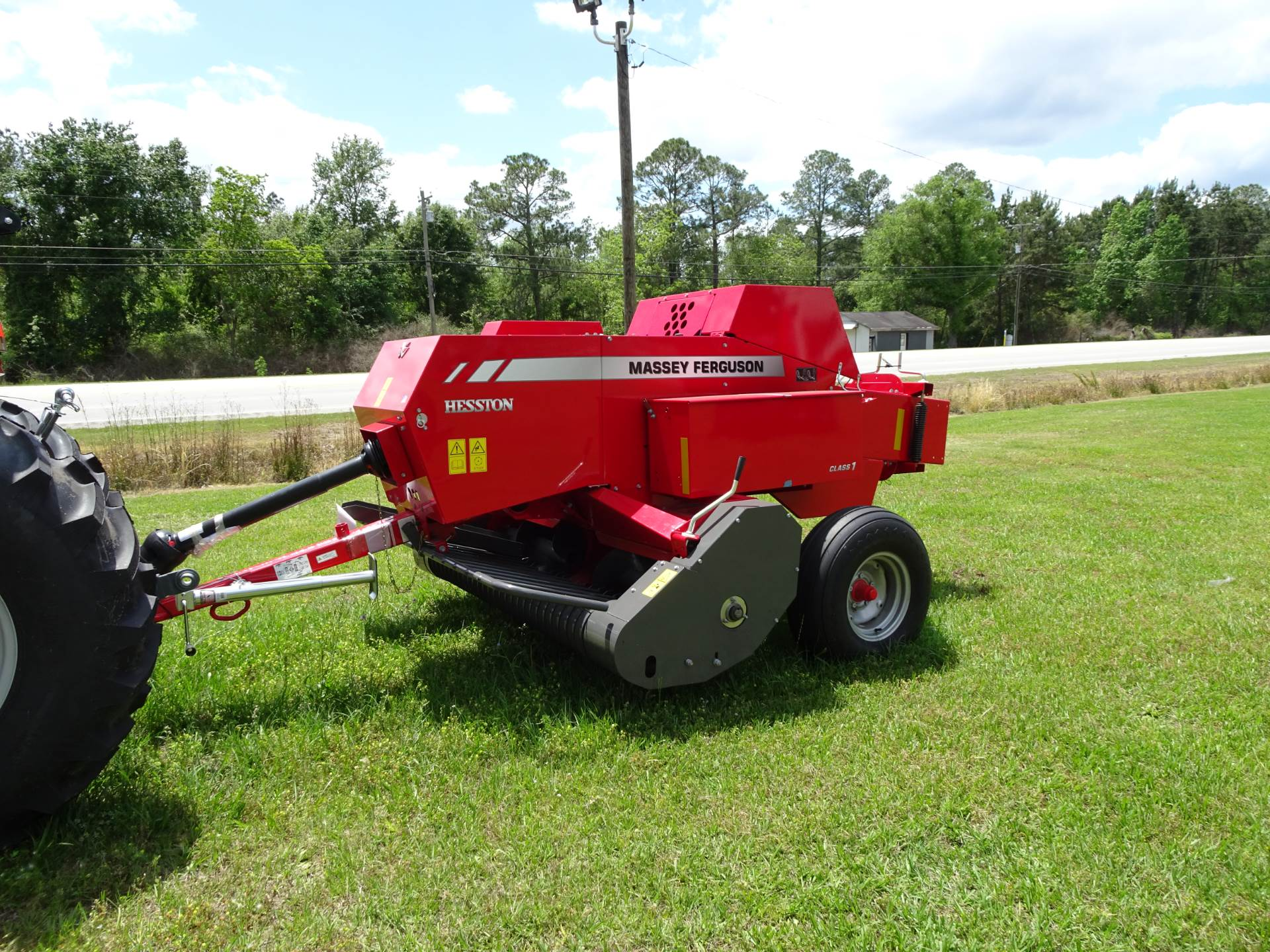 2019 Massey Ferguson MF1838 in Hazlehurst, Georgia - Photo 1