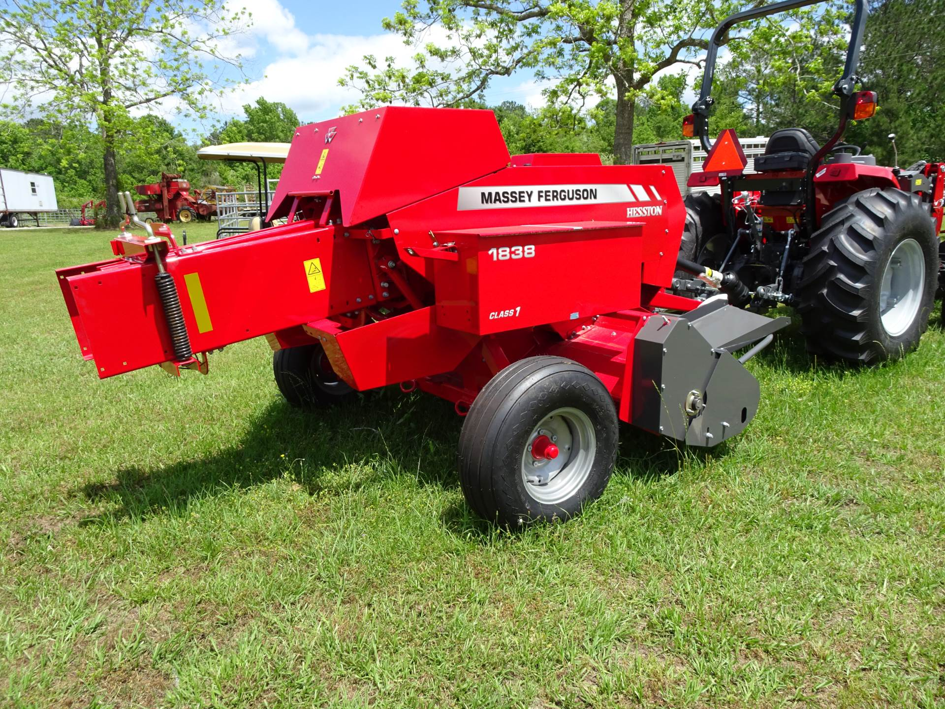 2019 Massey Ferguson MF1838 in Hazlehurst, Georgia - Photo 3