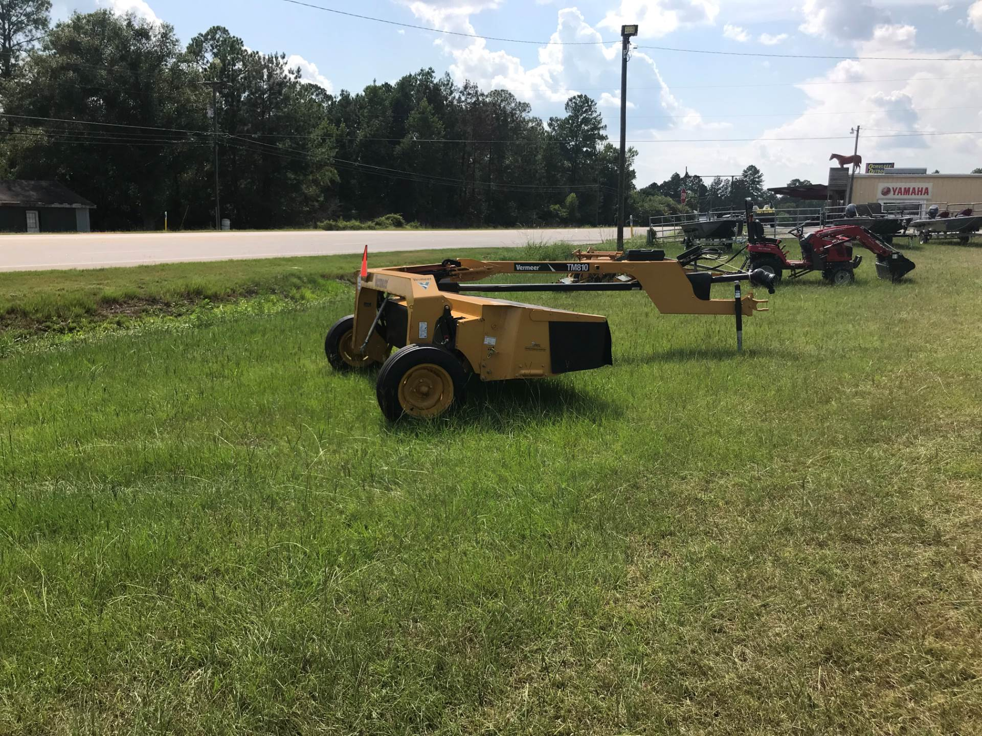 2019 Vermeer TM810 in Hazlehurst, Georgia - Photo 1