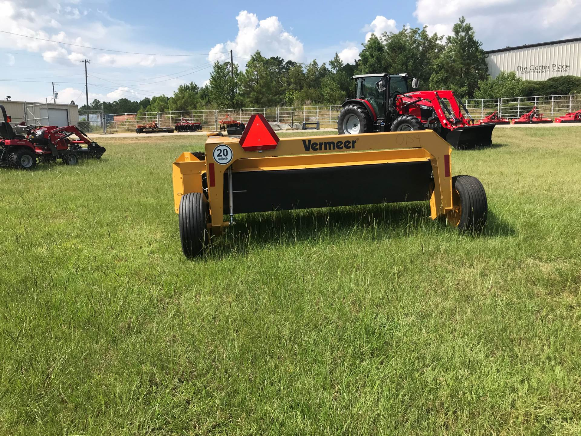 2019 Vermeer TM810 in Hazlehurst, Georgia - Photo 3