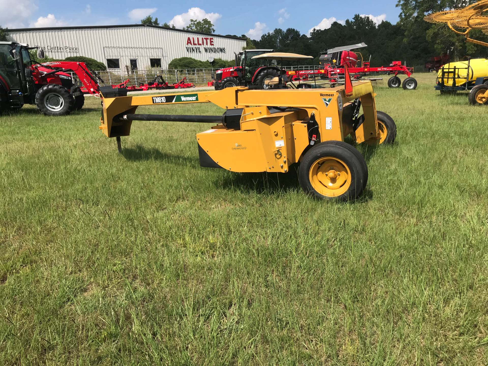 2019 Vermeer TM810 in Hazlehurst, Georgia - Photo 4