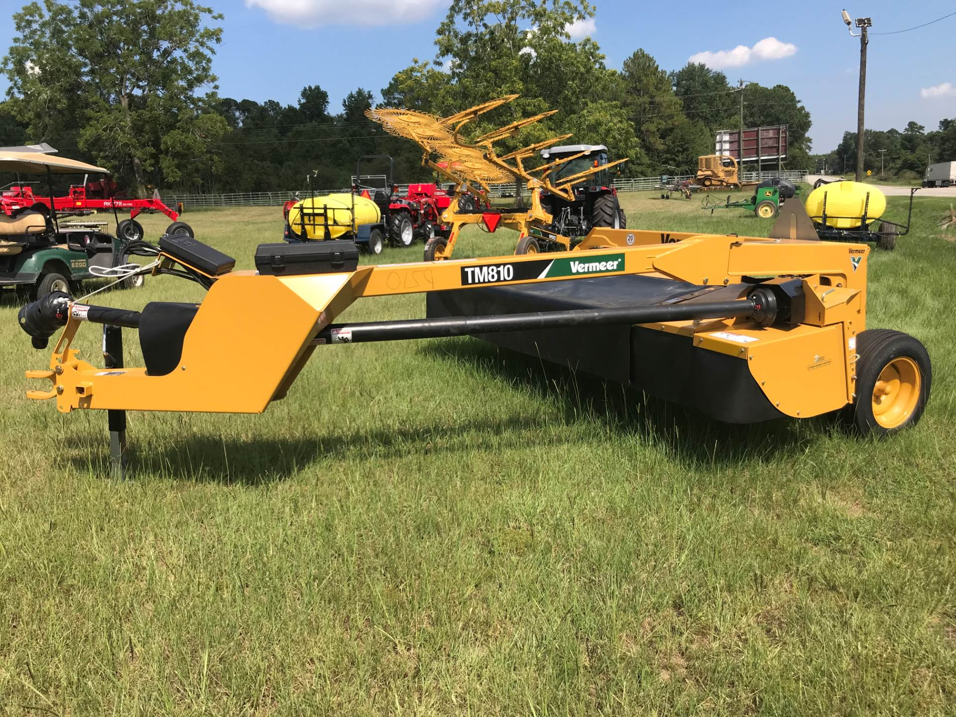 2019 Vermeer TM810 in Hazlehurst, Georgia - Photo 5