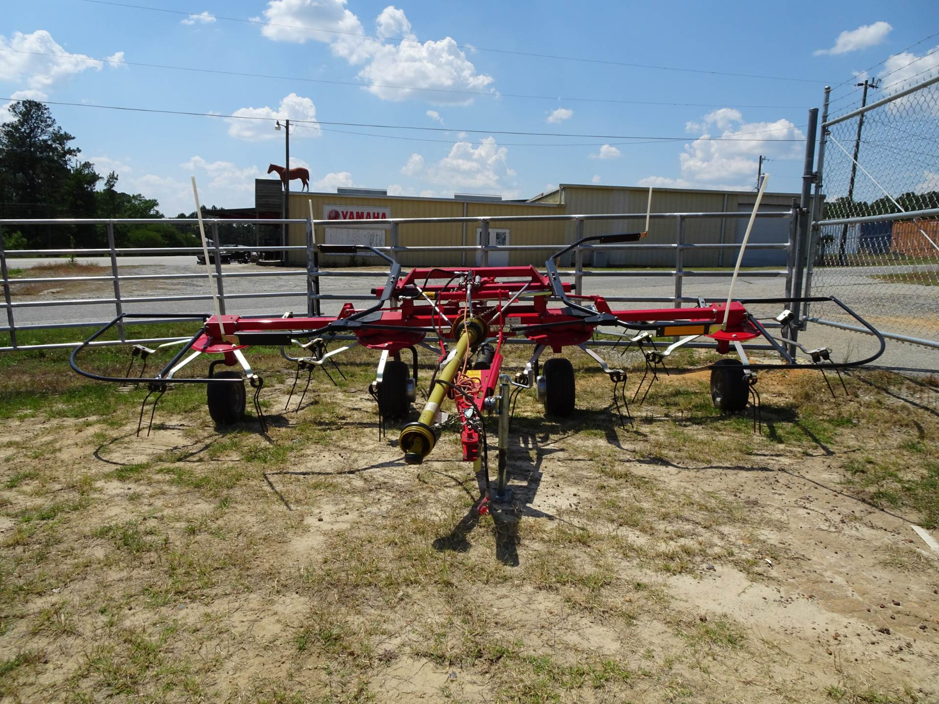 2018 Massey Ferguson MFTD1635 Power Equipment Hazlehurst Georgia