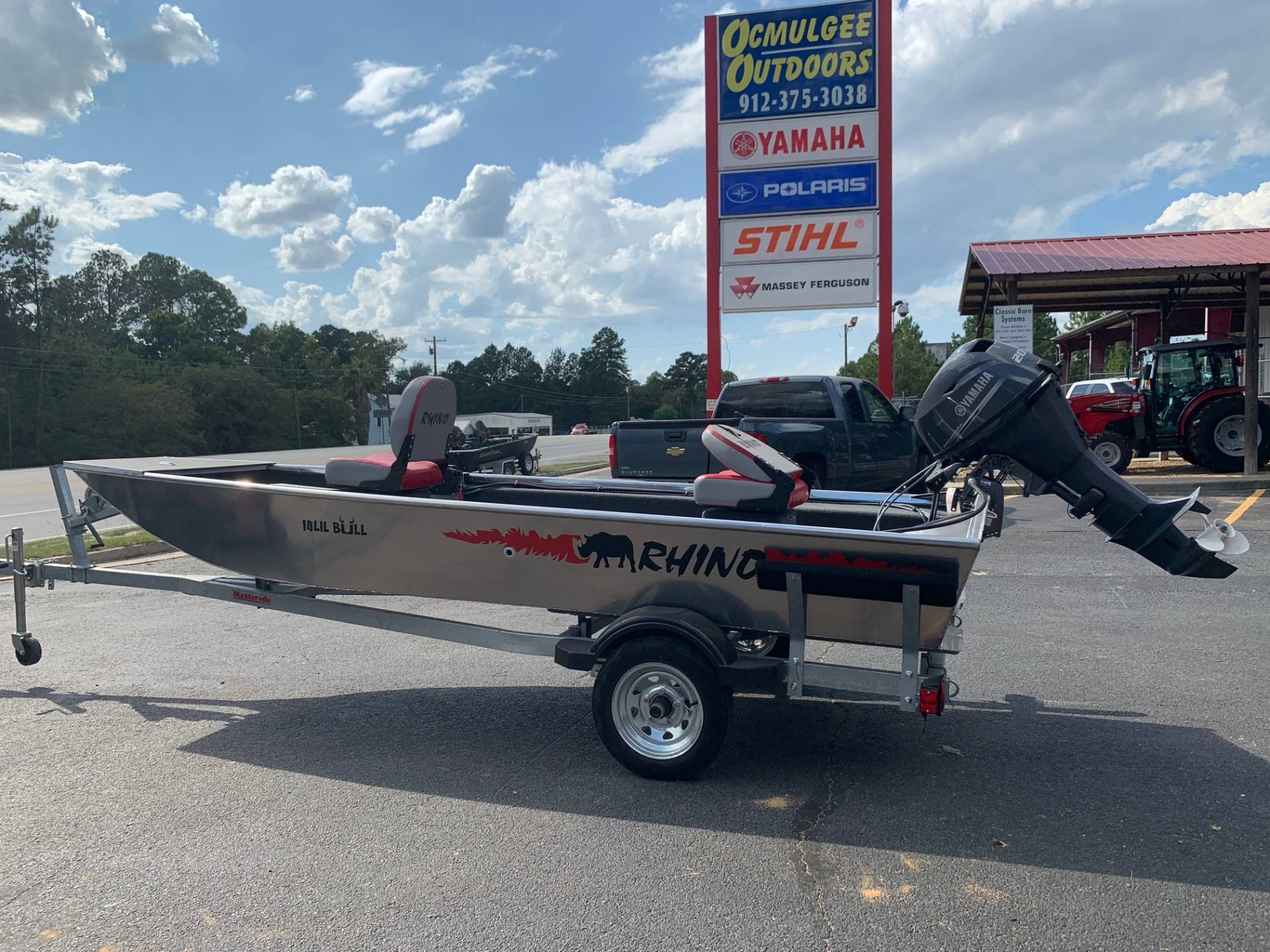 2018 RHINO MARINE LIL BULL in Hazlehurst, Georgia - Photo 1