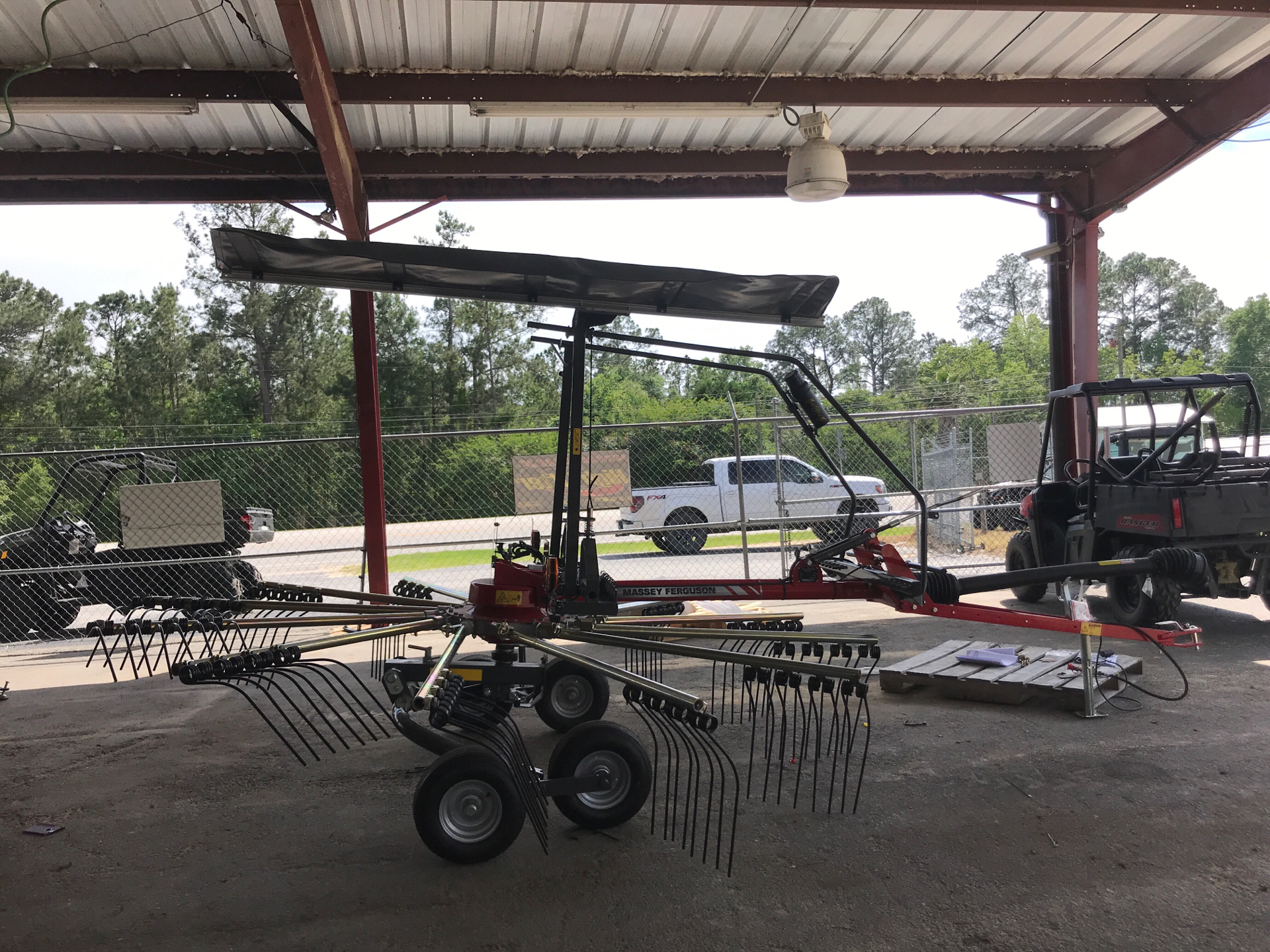 2019 Massey Ferguson MFRK451T in Hazlehurst, Georgia - Photo 2