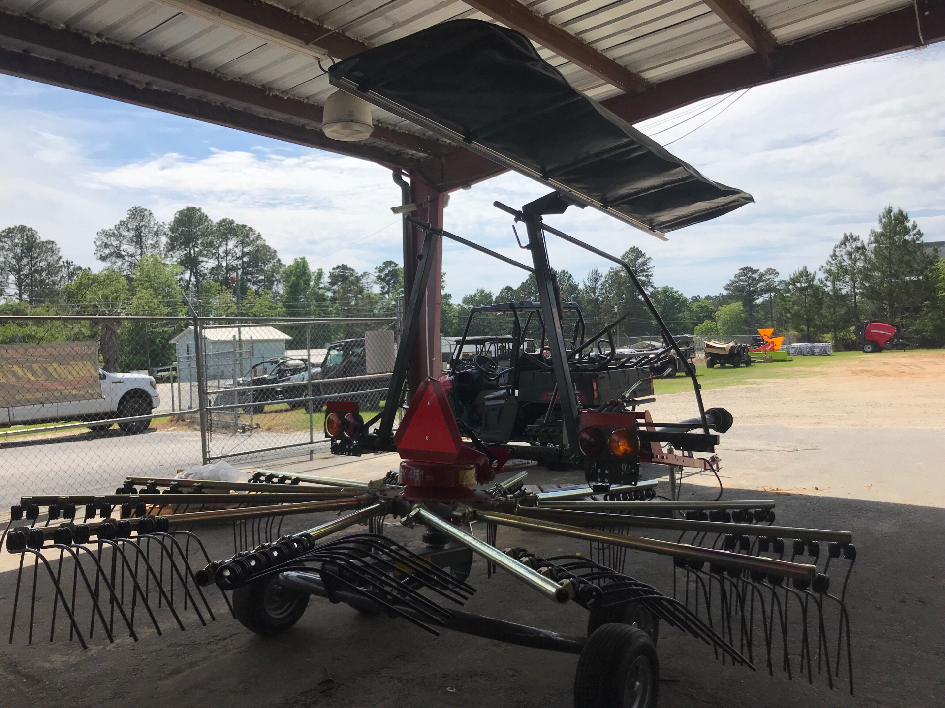 2019 Massey Ferguson MFRK451T in Hazlehurst, Georgia - Photo 3