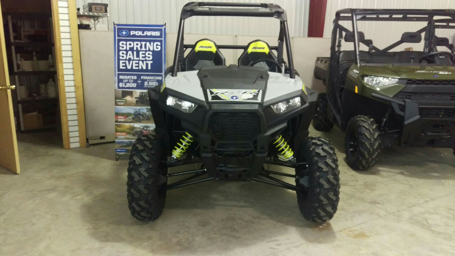 2018 Polaris RZR S 900 EPS in Hazlehurst, Georgia