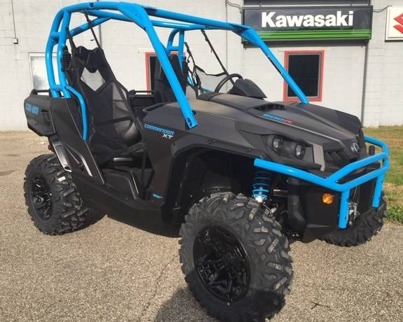 2019 Can-Am Commander XT 800R in Brilliant, Ohio - Photo 1