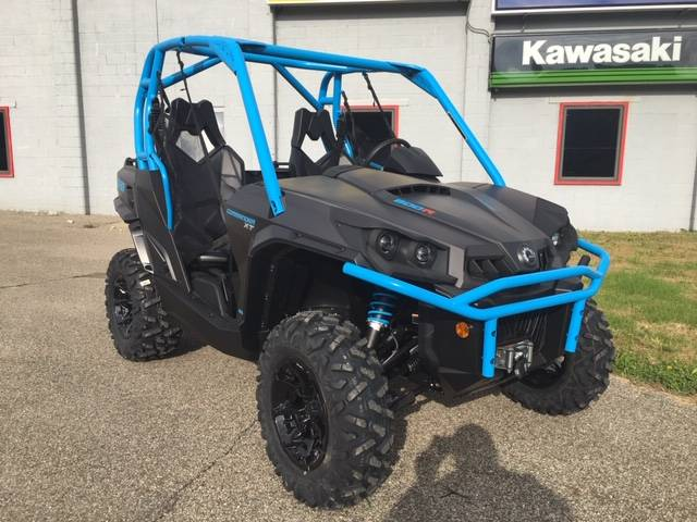 2019 Can-Am Commander XT 800R in Brilliant, Ohio - Photo 2