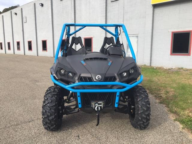 2020 Can-Am Commander XT 800R in Brilliant, Ohio - Photo 4