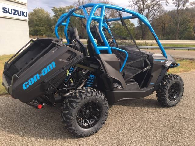 2019 Can-Am Commander XT 800R in Brilliant, Ohio - Photo 9