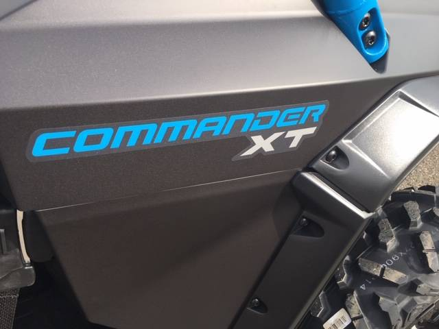 2019 Can-Am Commander XT 800R in Brilliant, Ohio - Photo 10