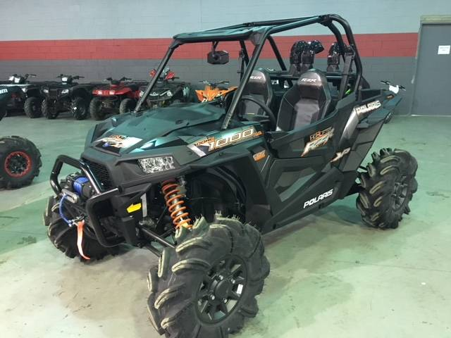 2018 Polaris RZR XP 1000 EPS High Lifter Edition for sale 7497