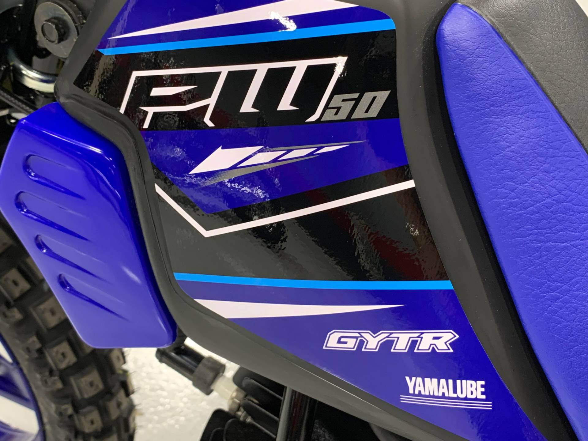 2021 Yamaha PW50 in Brilliant, Ohio - Photo 9