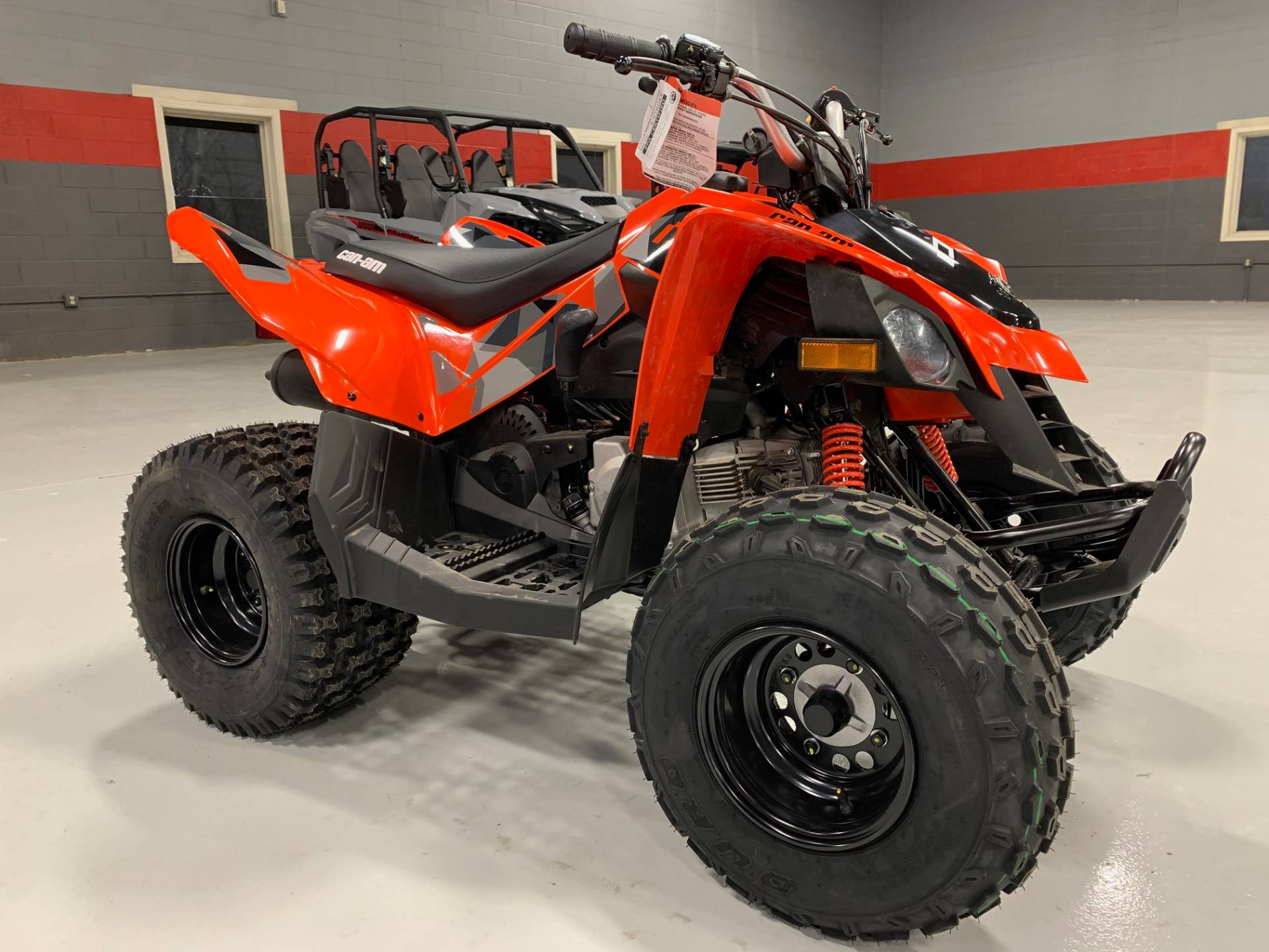 2021 Can-Am DS 70 in Brilliant, Ohio - Photo 1