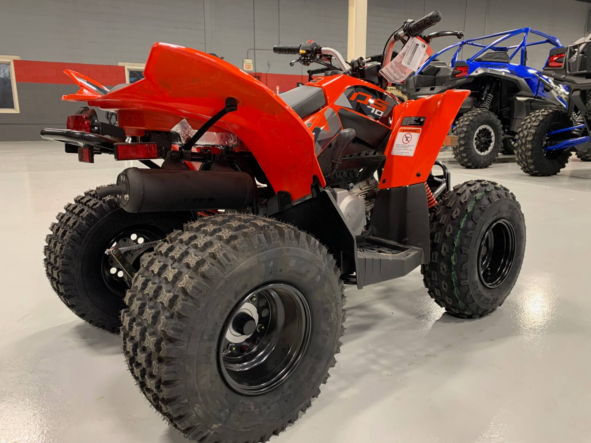 2021 Can-Am DS 70 in Brilliant, Ohio - Photo 8