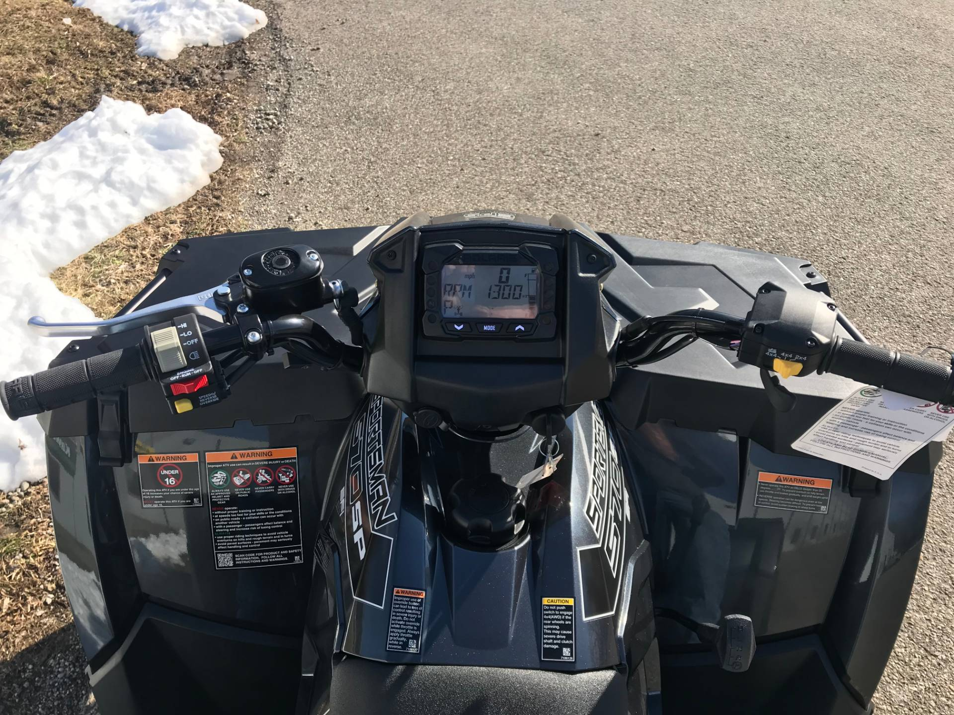 2019 Polaris Sportsman 570 SP in Brilliant, Ohio - Photo 14