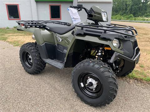 2020 Polaris Sportsman 450 H.O. Utility Package in Brilliant, Ohio - Photo 1