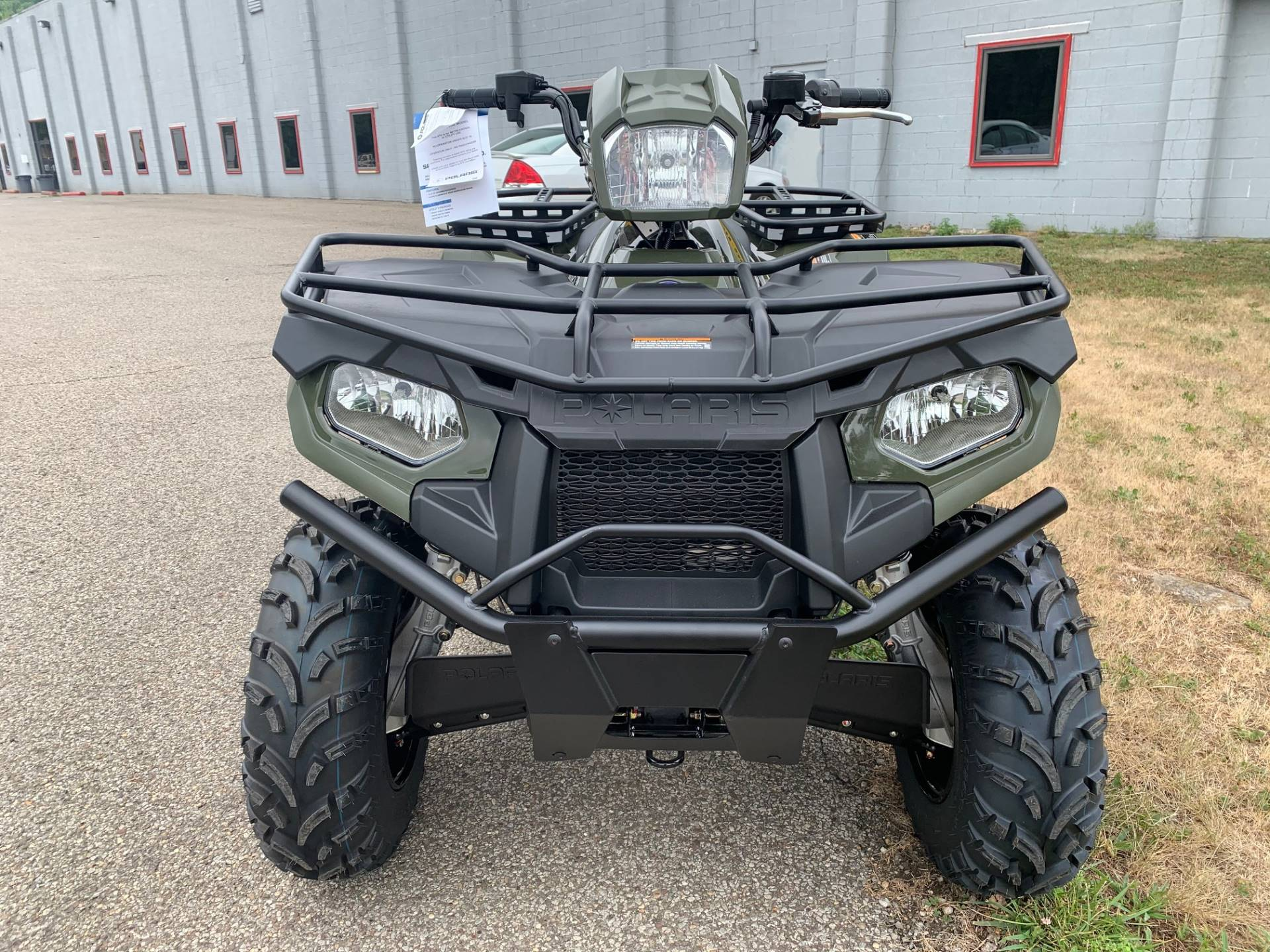 2020 Polaris Sportsman 450 H.O. Utility Package in Brilliant, Ohio - Photo 8