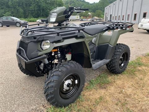 2020 Polaris Sportsman 450 H.O. Utility Package in Brilliant, Ohio - Photo 3
