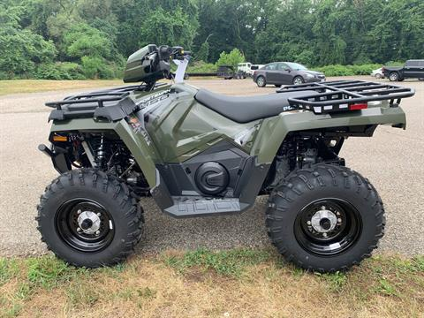 2020 Polaris Sportsman 450 H.O. Utility Package in Brilliant, Ohio - Photo 4
