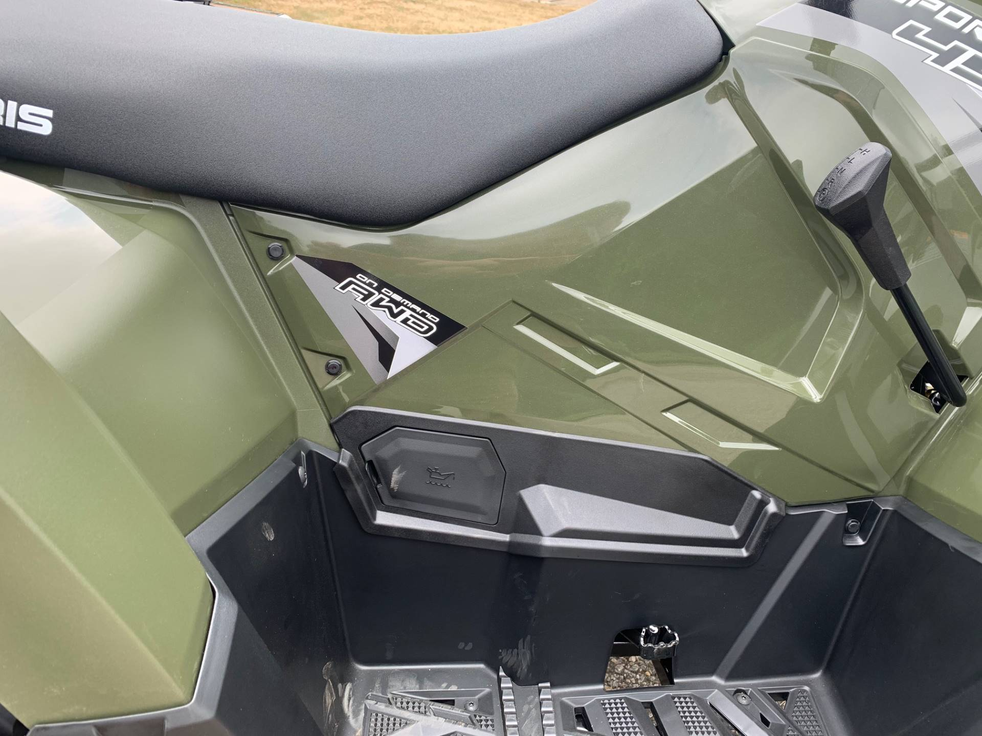 2020 Polaris Sportsman 450 H.O. Utility Package in Brilliant, Ohio - Photo 11