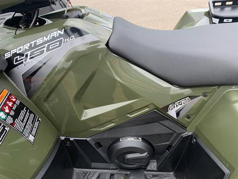 2020 Polaris Sportsman 450 H.O. Utility Package in Brilliant, Ohio - Photo 12