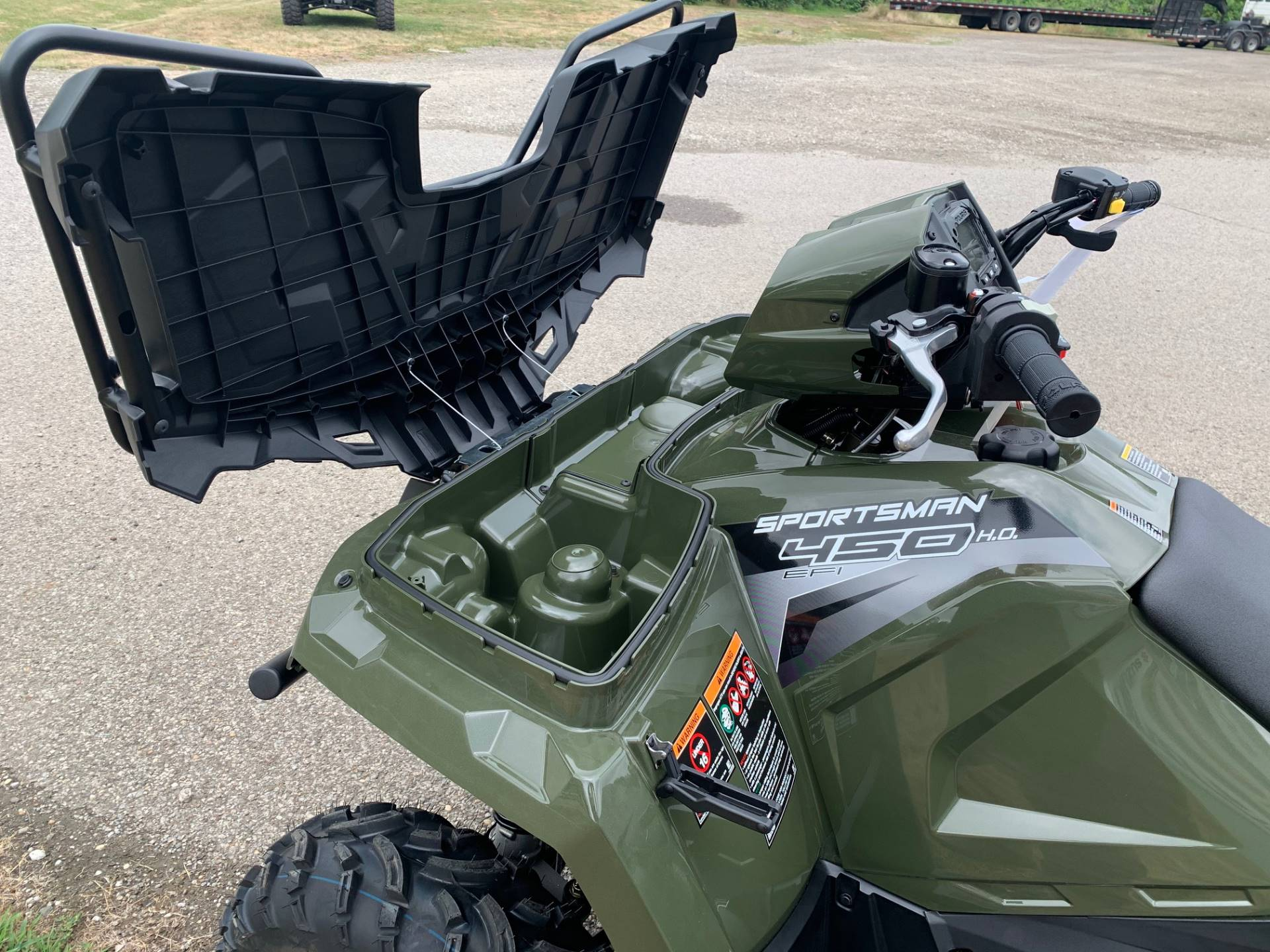 2020 Polaris Sportsman 450 H.O. Utility Package in Brilliant, Ohio - Photo 5