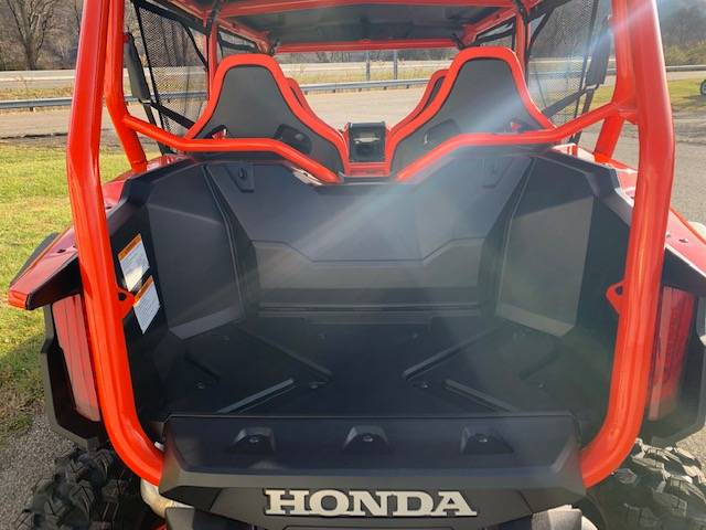 2020 Honda Talon 1000X-4 FOX Live Valve in Brilliant, Ohio - Photo 10