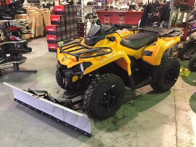2019 Can-Am Outlander DPS 450 in Brilliant, Ohio - Photo 1