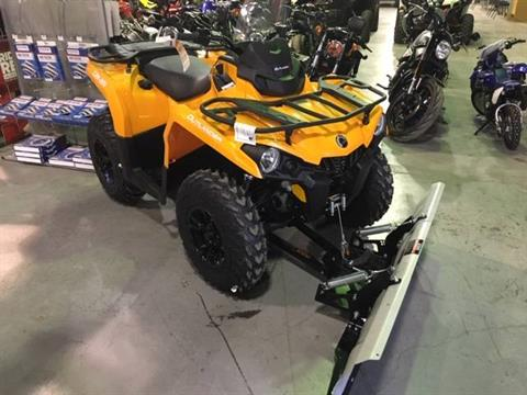 2019 Can-Am Outlander DPS 450 in Brilliant, Ohio - Photo 3
