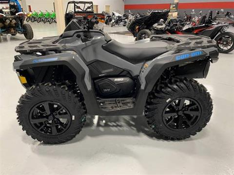 2021 Can-Am Outlander DPS 650 in Brilliant, Ohio - Photo 5