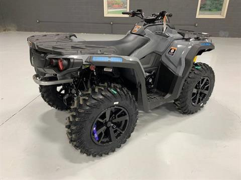 2021 Can-Am Outlander DPS 650 in Brilliant, Ohio - Photo 8
