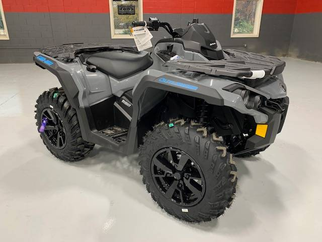 2021 Can-Am Outlander DPS 650 in Brilliant, Ohio - Photo 2
