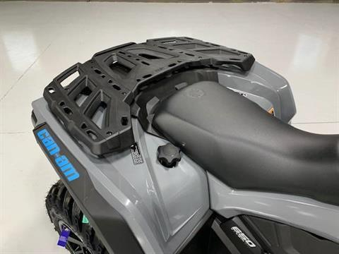 2021 Can-Am Outlander DPS 650 in Brilliant, Ohio - Photo 9